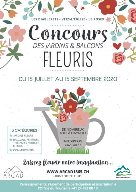 Jardins et balcons fleuris 2ème édition